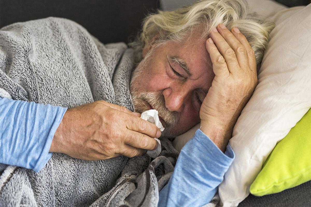 maladie senior